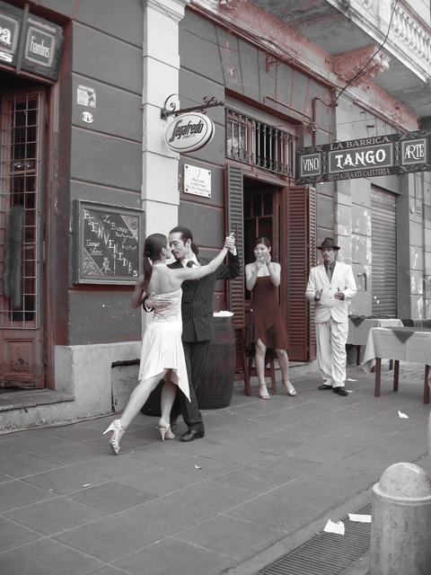 Argentina - Street Tango