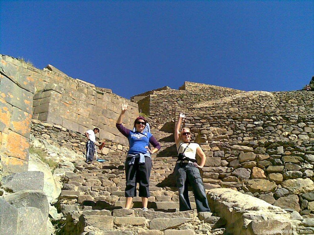 Peru - Inca Ruins