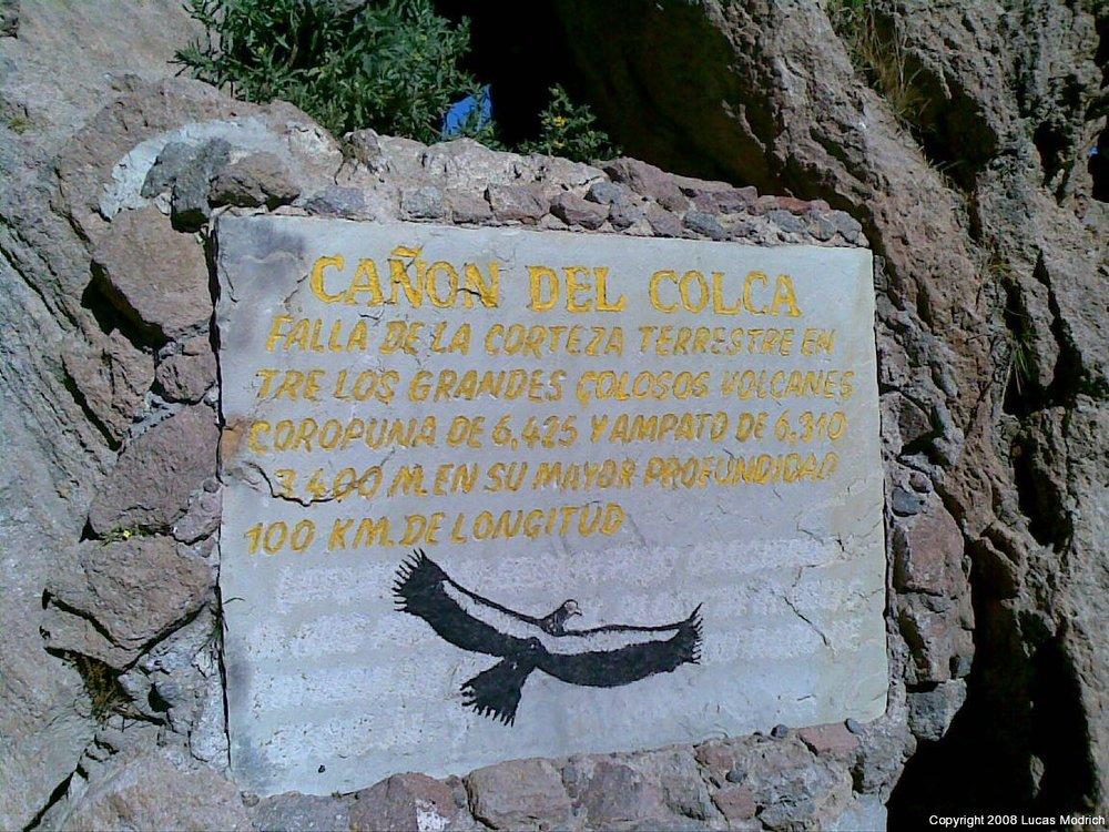 Peru - Colca Canyon
