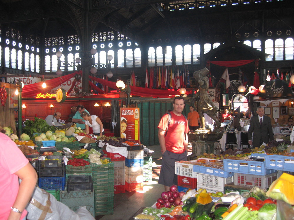 Chile - Santiago Markets
