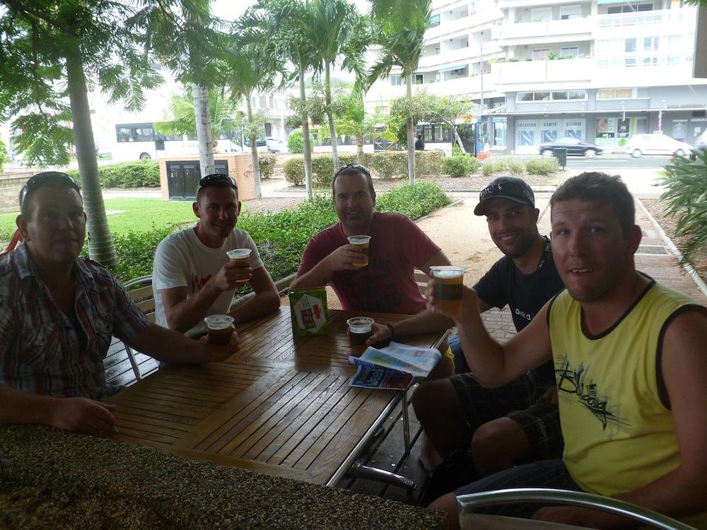 New Caledonia Bar