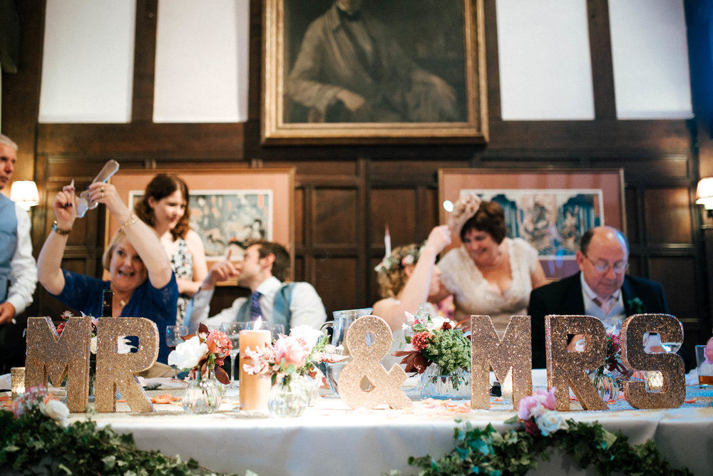 worthing Wedding breakfast