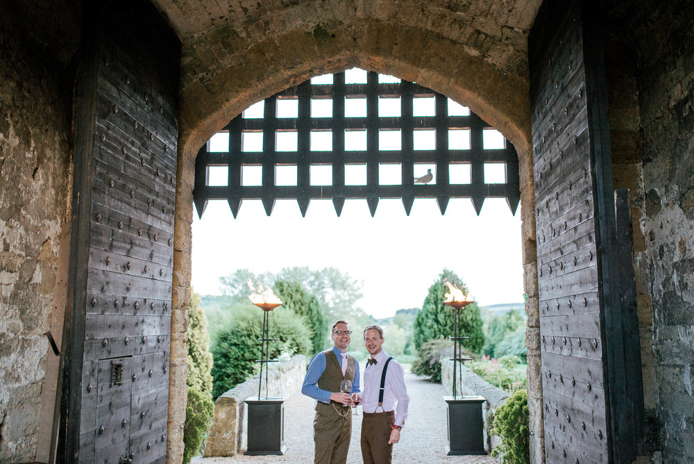 Wedding portrait amberley