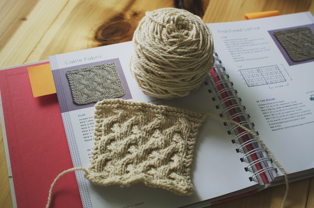 Knitting Cable Stitch Dictionary : Knitting with Yak Down, Fiber Wash for Fine Fibers, & the Importance of B...