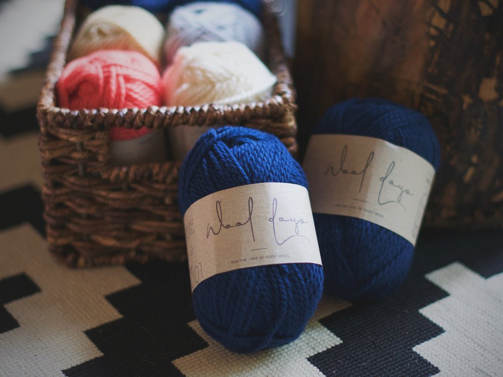1f7185b978b4bd Could you tell us a little bit about what brought you to creating your own  yarn line
