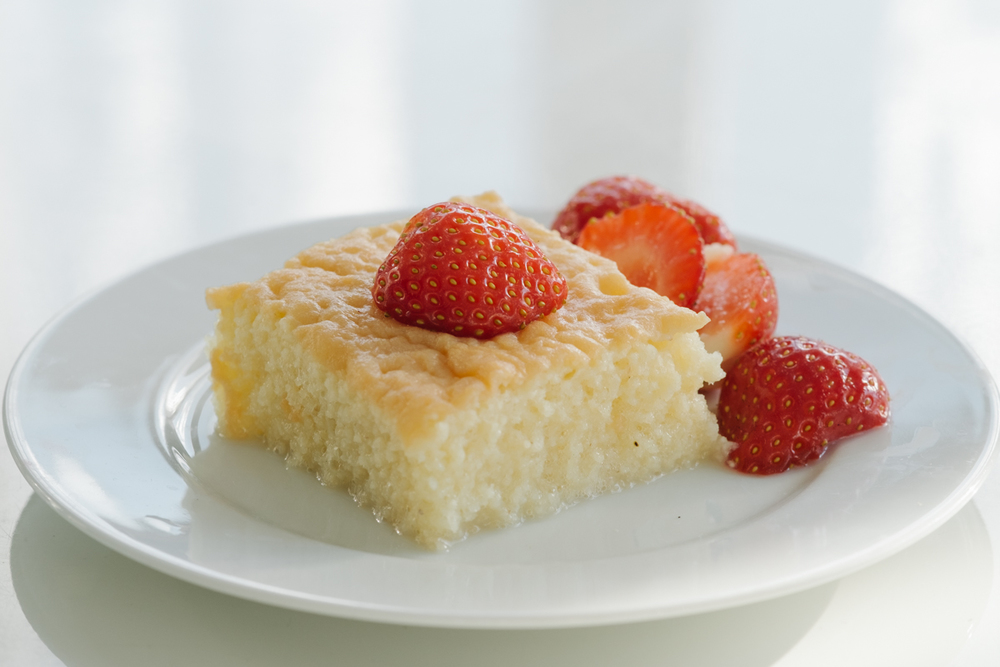 Semolina Sponge Cake