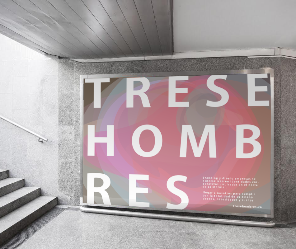 trese hombres, design consultancy focusing on multilingual barriers and varying commincation skills, 2015