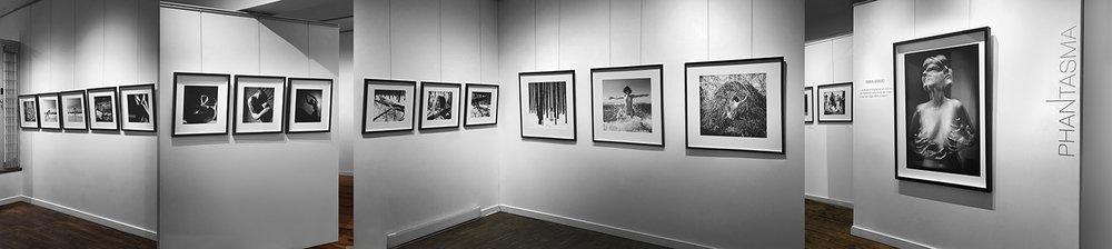 Mise en espace en galerie