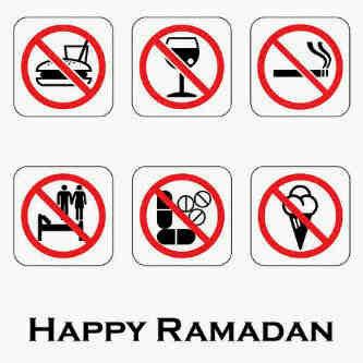 Ramadan Do's and Don't