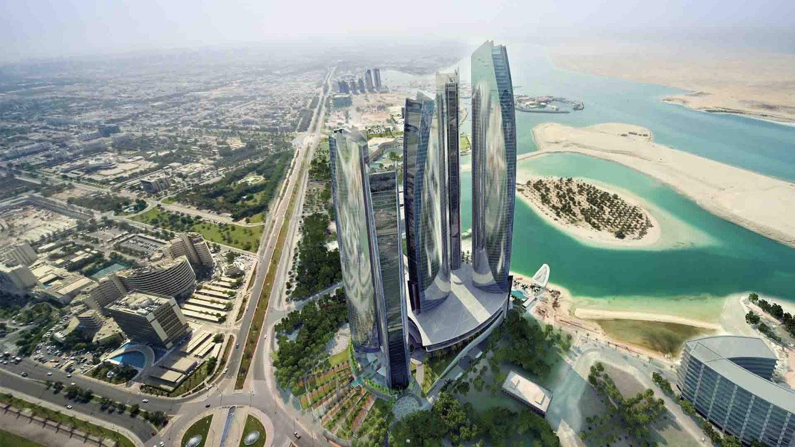 Abu Dhabi — Capital Business Center