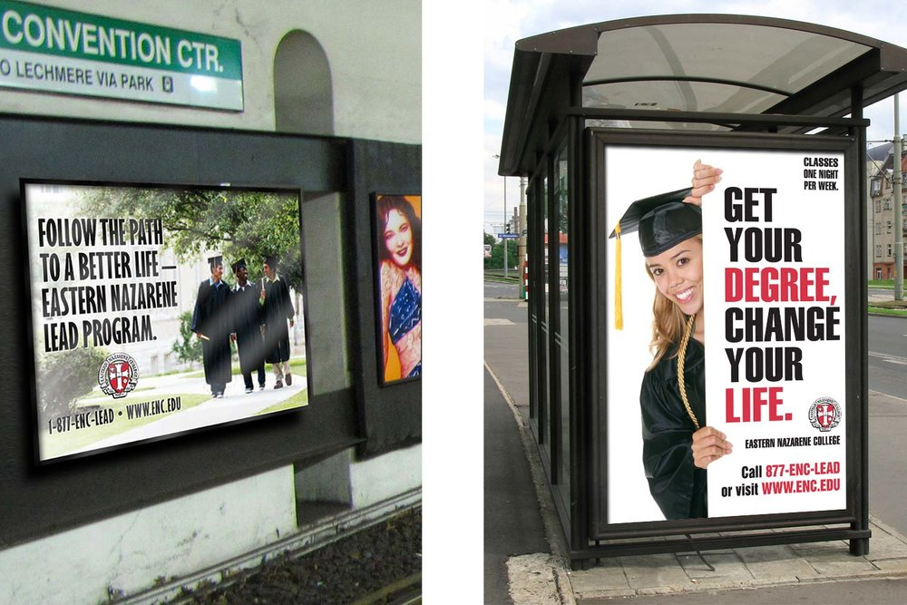Promotional Outdoor Signage