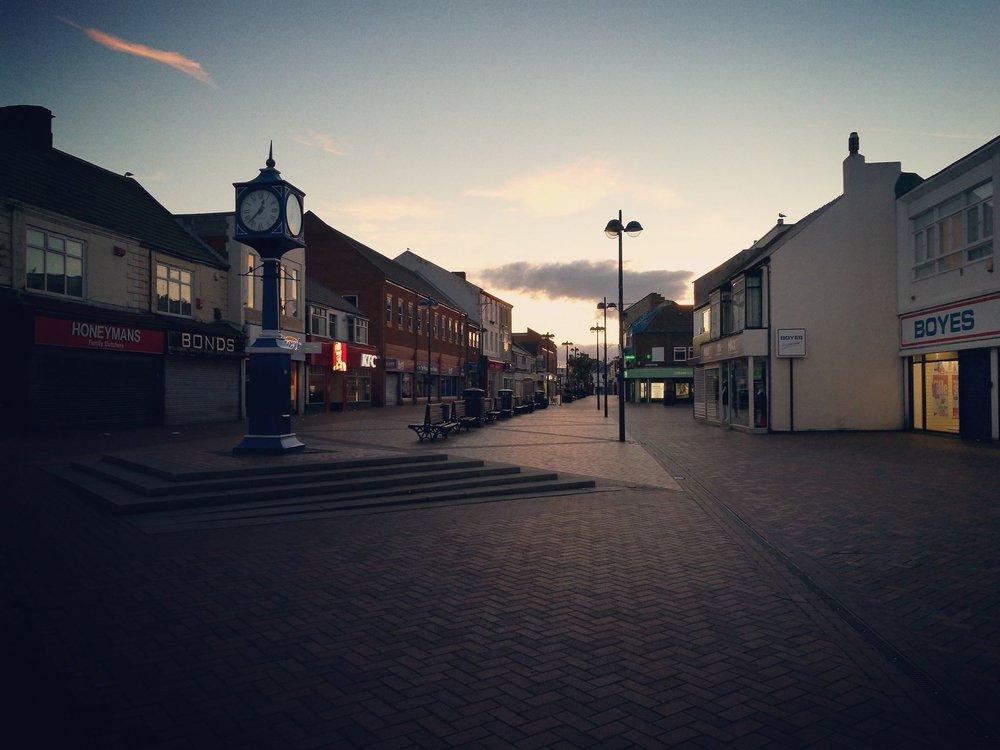Redcar High Street