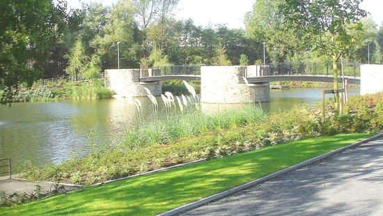 Awards horticon ltd for Martin wade landscape architects