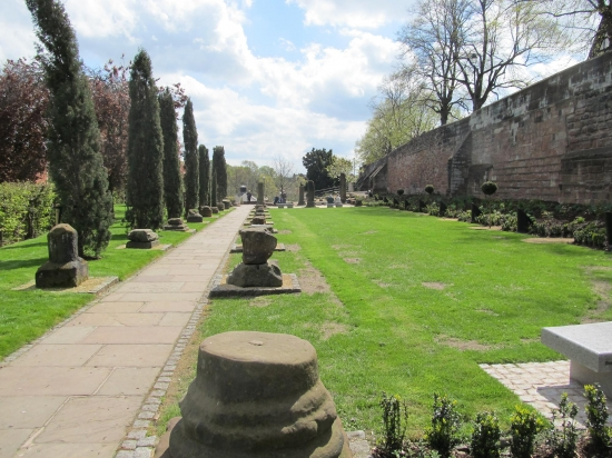 Roman Gardens Horticon Ltd