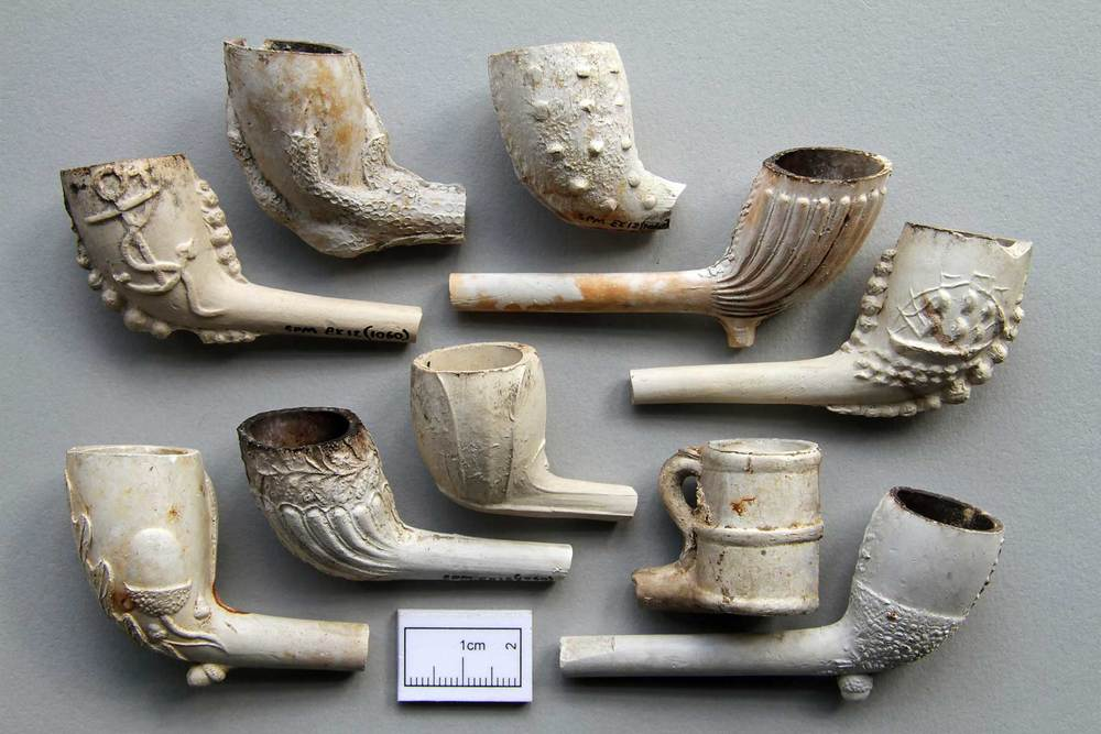 Photo courtesy of The society for clay pipe research