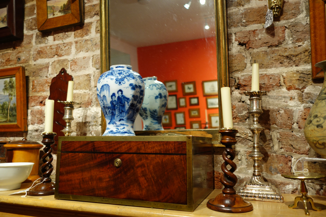antiques for sale at Fisher London