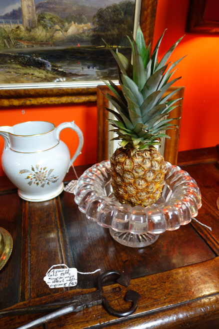 antique fruit bowl for sale at Fisher London