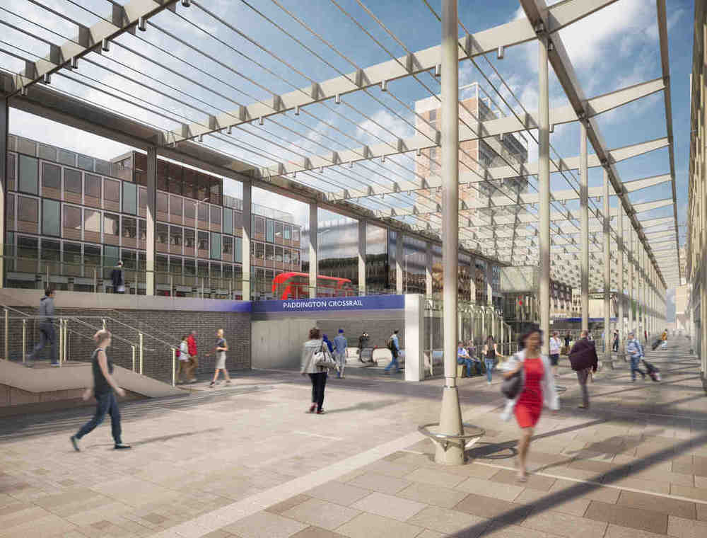 Photo courtesy of Crossrail