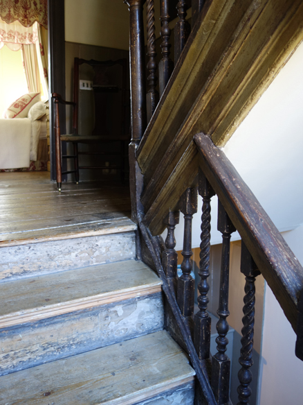 Hallway Townhouse Spitalfields