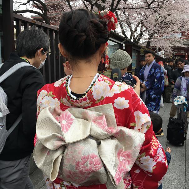 kimono rental taken by Isla Simpson