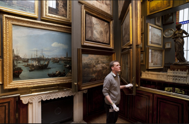 THE WONDERFUL SIR JOHN SOANE'S MUSEUM