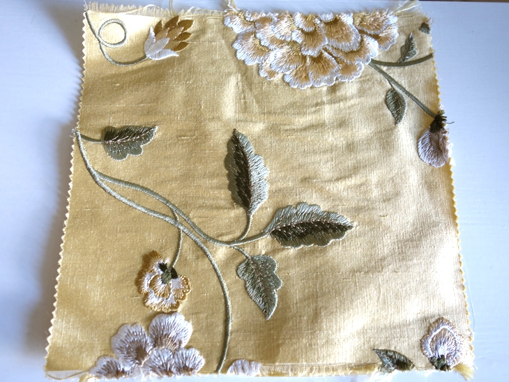 Chinese peony by Colefax & Folwer