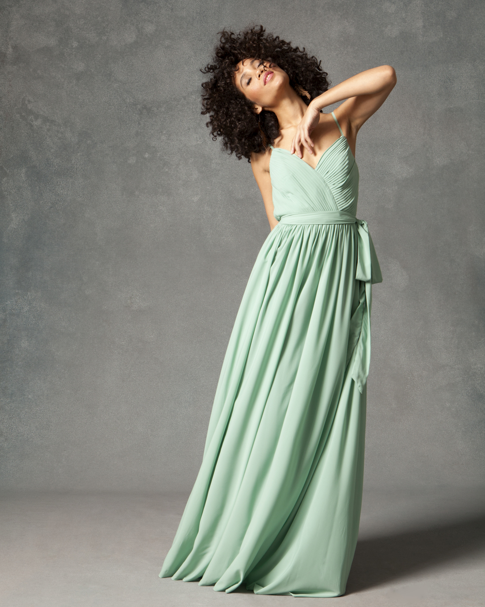 Ivy and Aster Bridesmaid Spring 2015