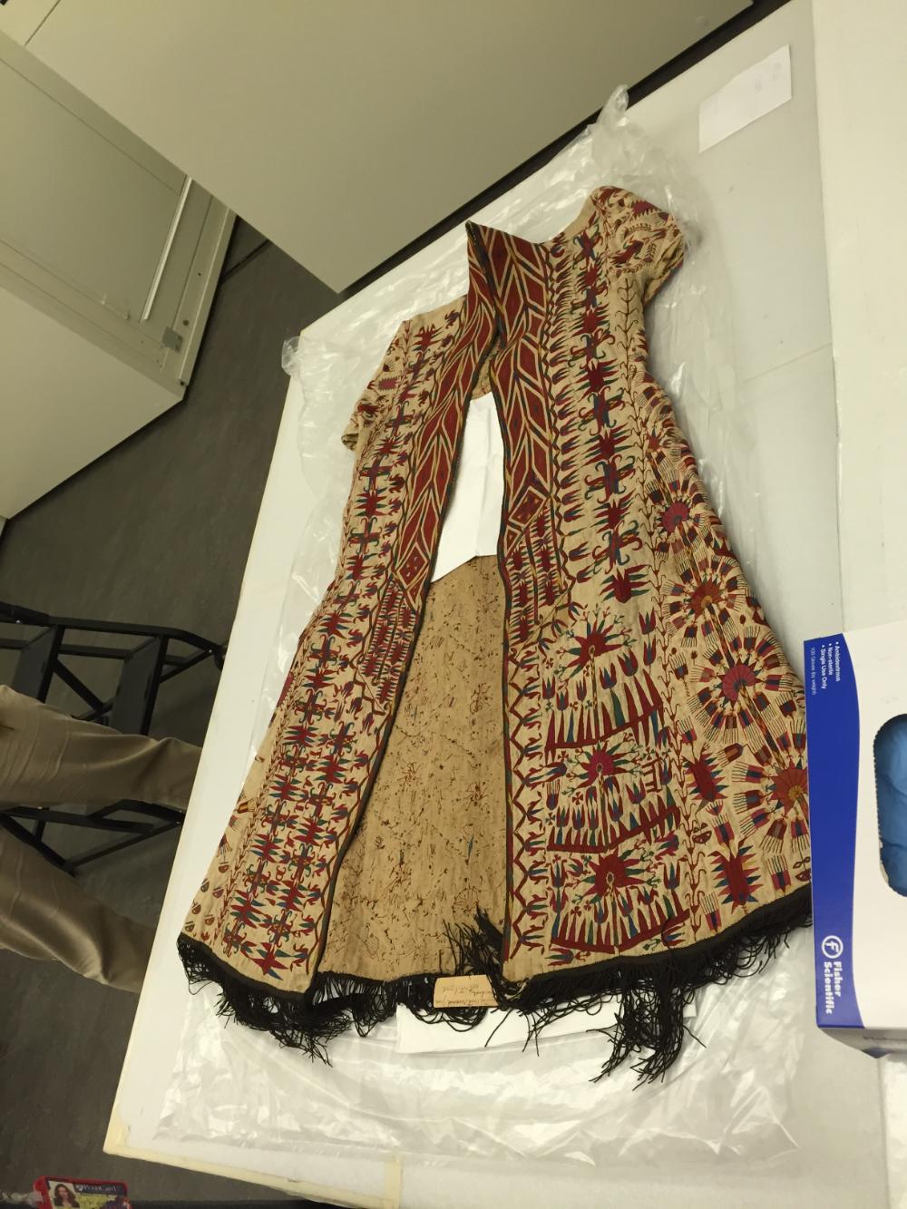 Ak Cherpy Robe, 99-24-1, Penn Museum