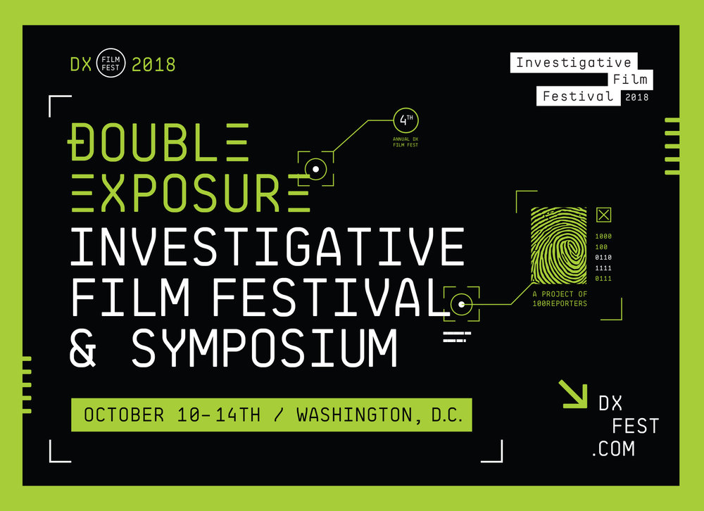 - Saving the Story WorkshopDouble Exposure Investigative Film Festival & Symposium, Washington, D.C.October 13, 2018, 2:15-4:00PMThe Loft at 600F