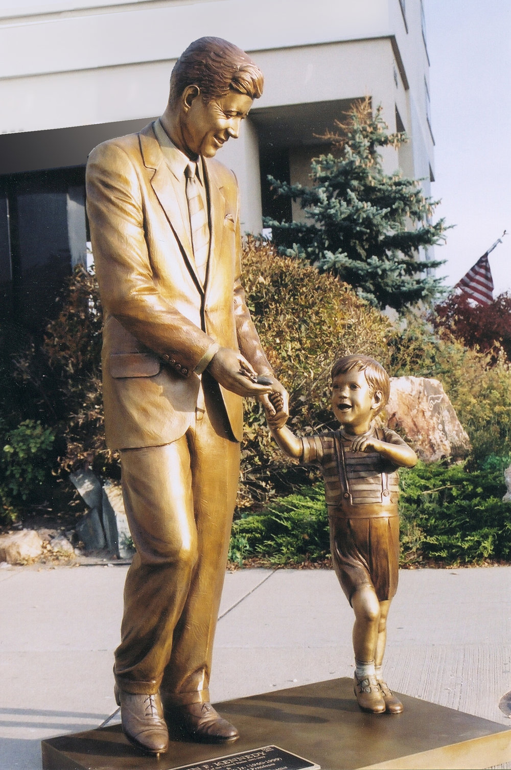 John F. Kennedy, The City of Presidents project, Rapid City, South Dakota