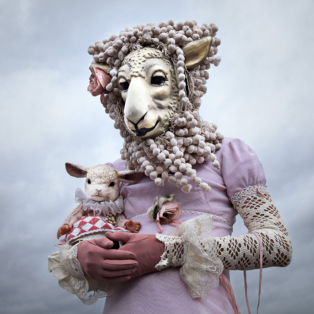 ©MothmeisterAnnie05 (lamb doll by Annie Montgomerie)