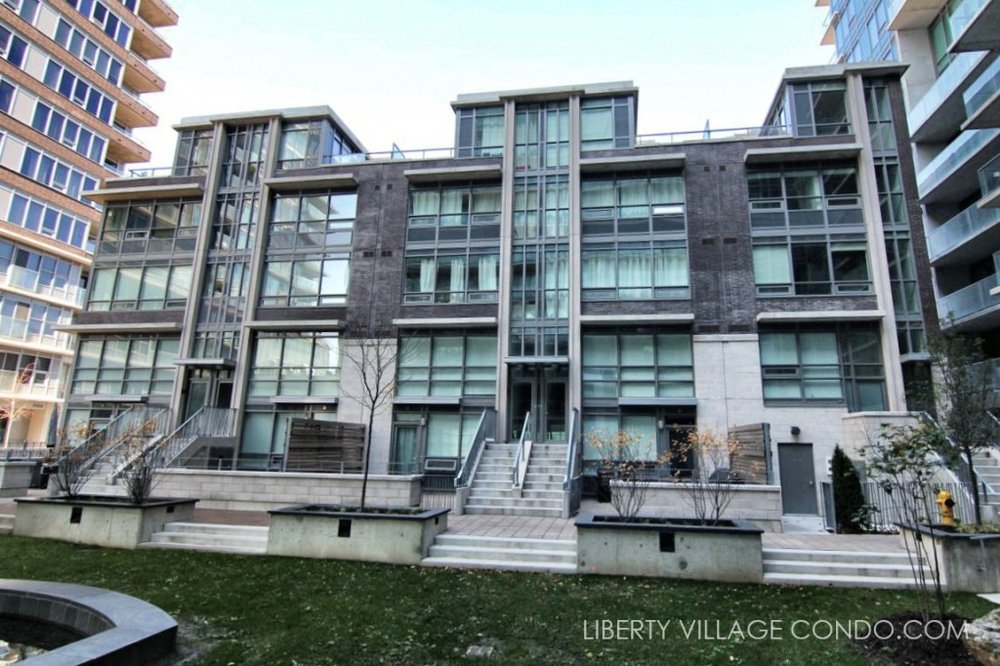 Liberty Townhomes