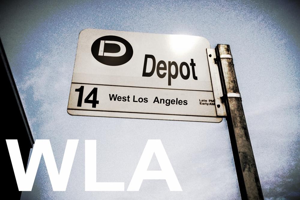 DEPOT WEST LOS ANGELES 11329 Santa Monica Blvd,Los Angeles, CA - 90025