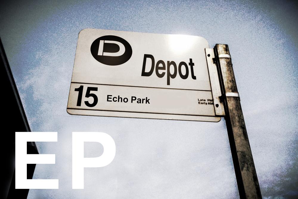 DEPOT ECHO PARK   1016 N. Alvarado St,Los Angeles, CA - 90026