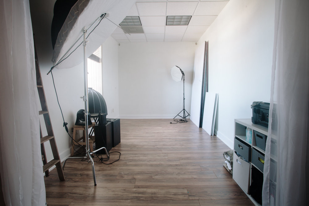 Upstairs Studio