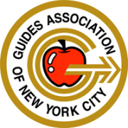 Proud member of the Guides Association Of New York City (GANYC)
