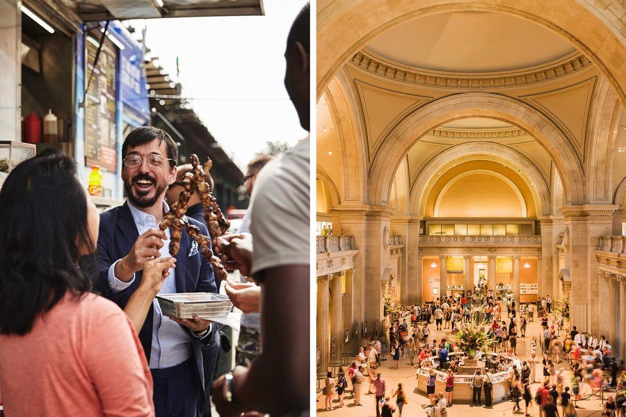 This Is the One NYC Food Tour Everyone Should Experience - AmEx's Departures Magazine