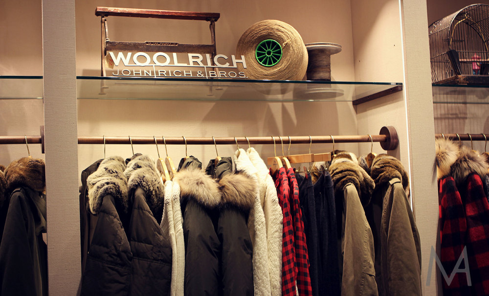 NYFW SS16 The Woolrich Art x @Blairz Gallery Exhibit