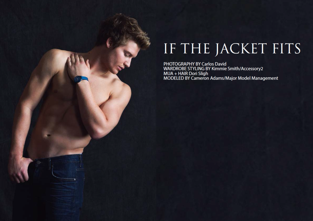 If the Jacket Fits; Jan 2016