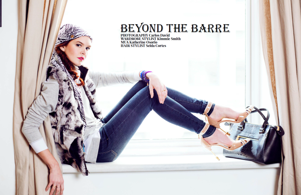 Beyond the Barre; Feb 2016