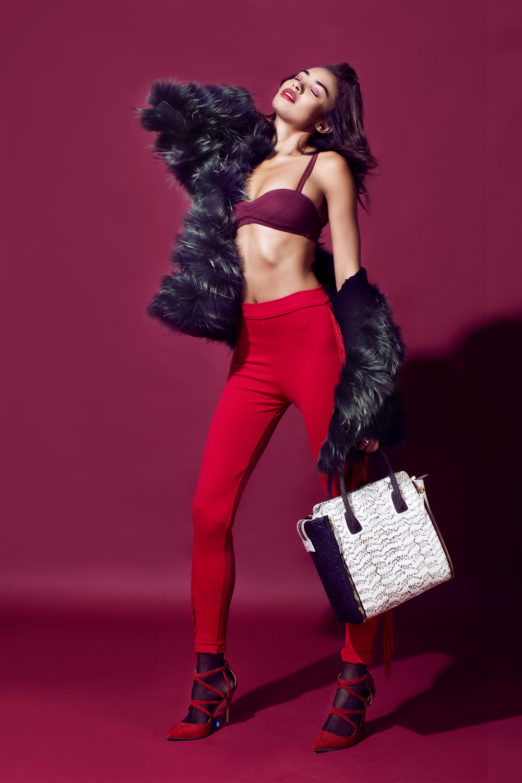 | PHOTOGRAPHY  Carlos David  | STYLIST Kimberly Nguyen | MUA Dara Pucci | HAIR STYLIST  Anthony Payne  | MODEL Marissa Hill/ Major Models