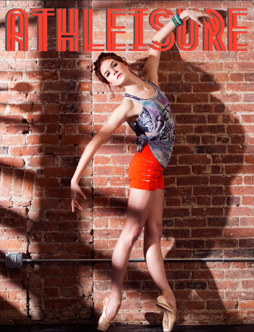 Beyond the Barre Cover; Feb 2016