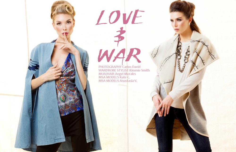 Love & War; Feb 2016