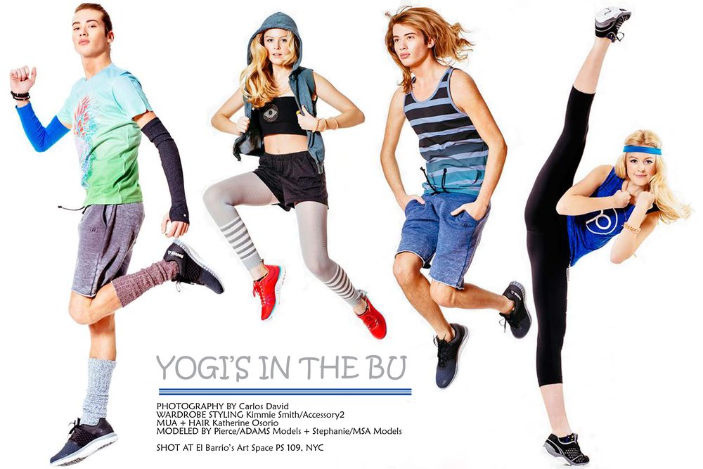 Yogi's in the Bu; Jan 2016
