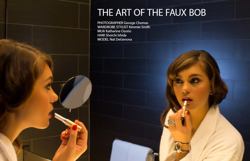 The Art of the Faux Bob; Feb 2016