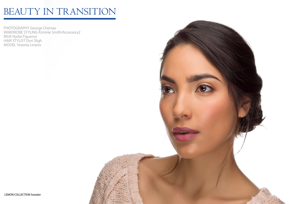 Beauty in Transition; Jan 2016