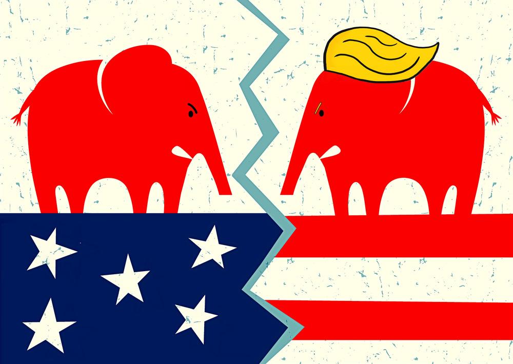 The Great Republican Disruption; Mar 2016