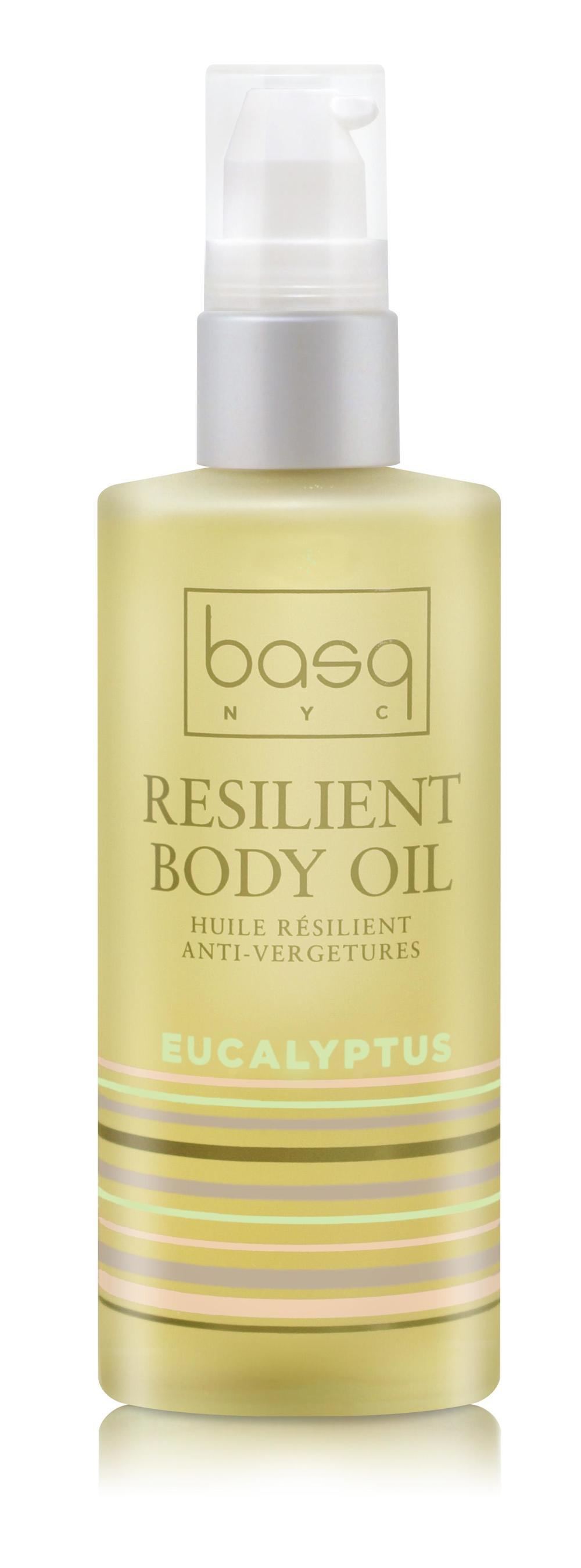basq Resilient Body Oil