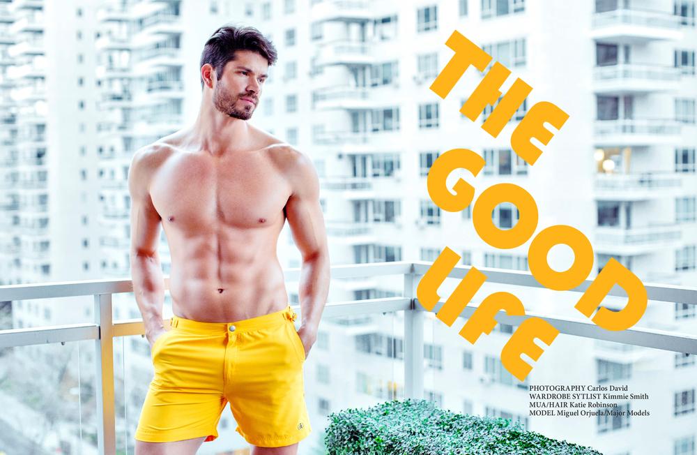 The Good Life; Apr 2016
