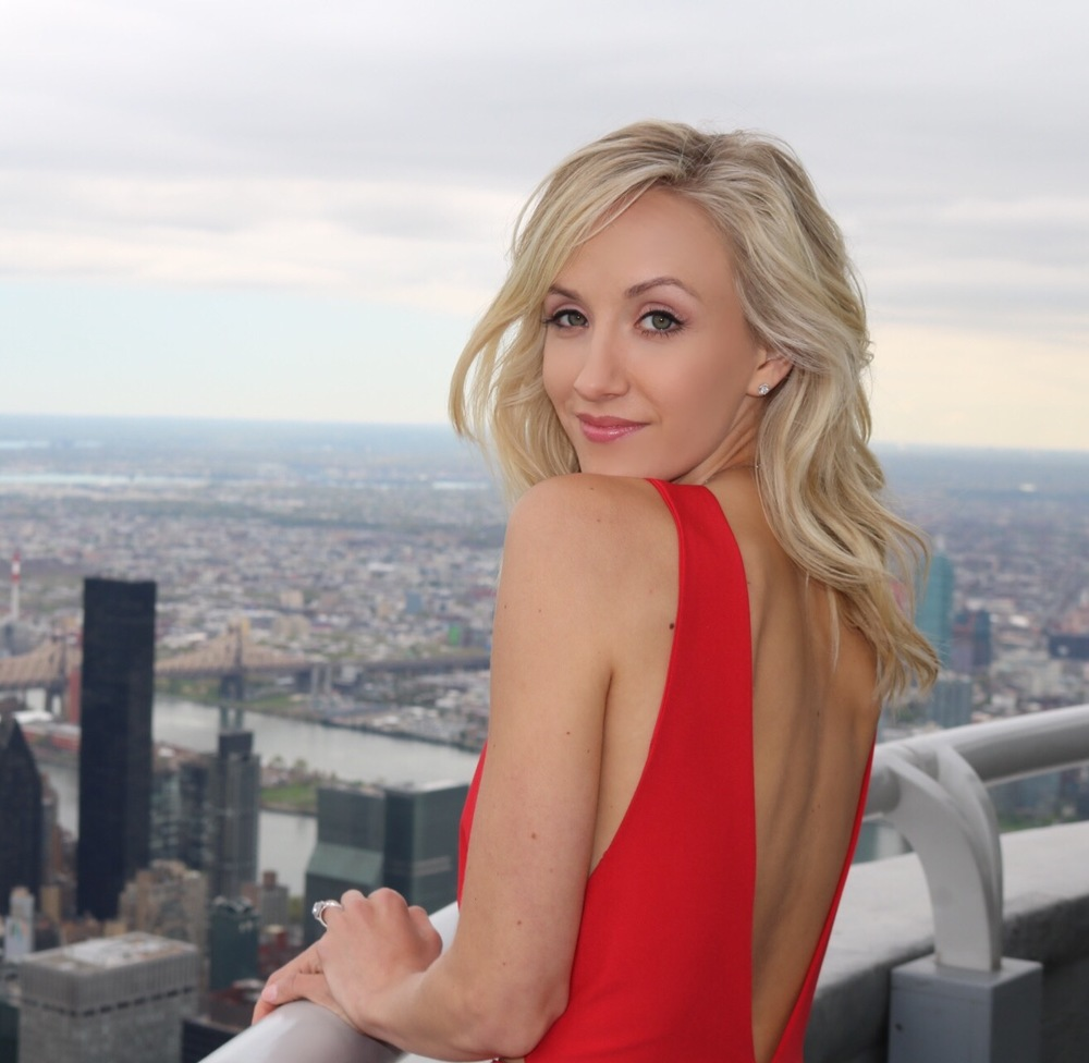 Pictures courtesy of Nastia Liukin